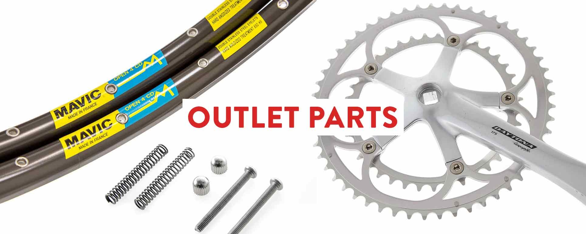 Clearance on Vintage Bicycle Parts