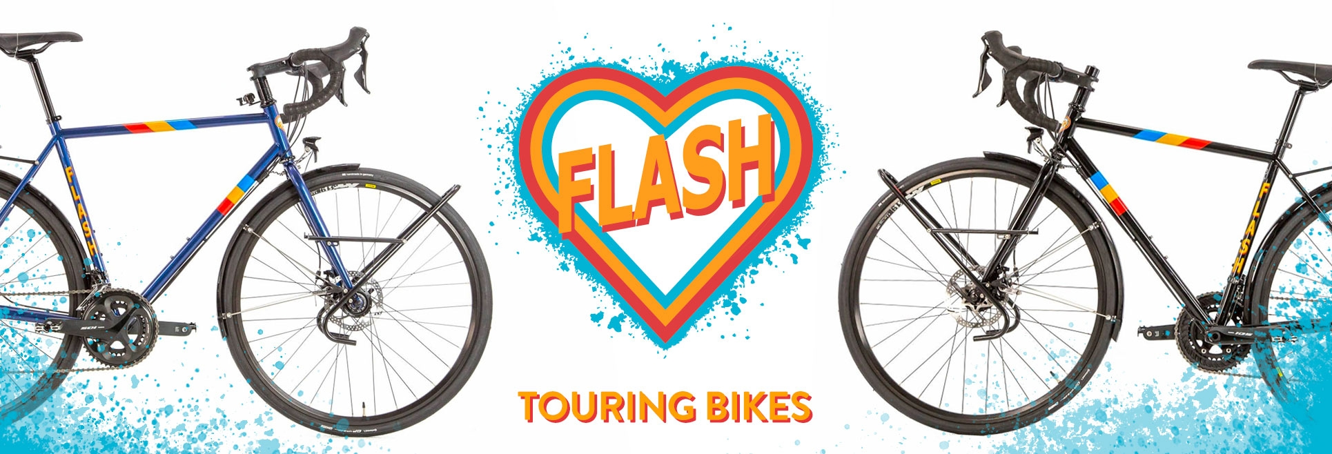 Flash Touring Bikes
