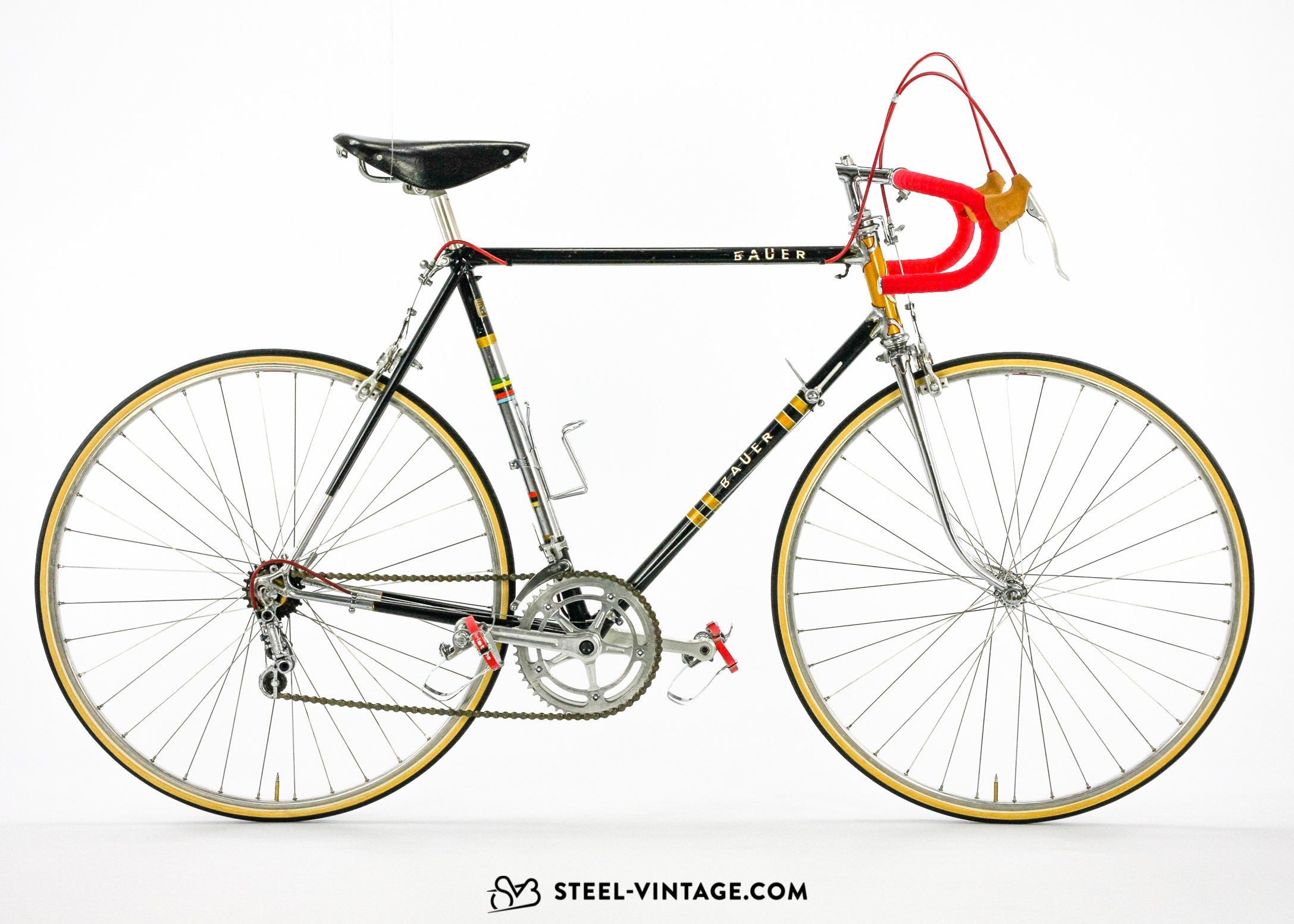 Bauer Weltmeister Classic Road Bicycle 1960s