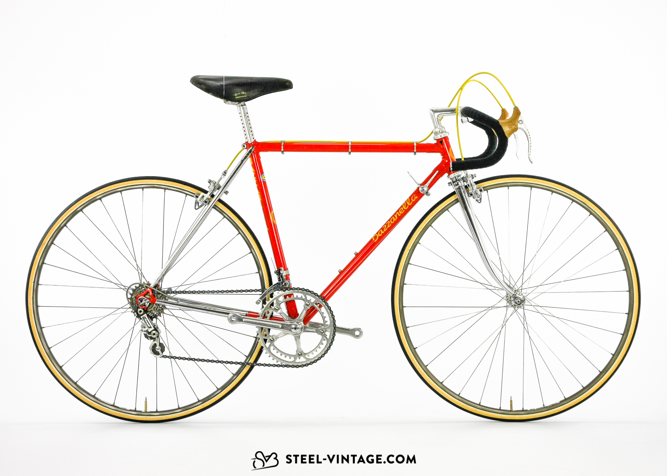 Bazzanella Super Record Classic Bicycle for Eroica
