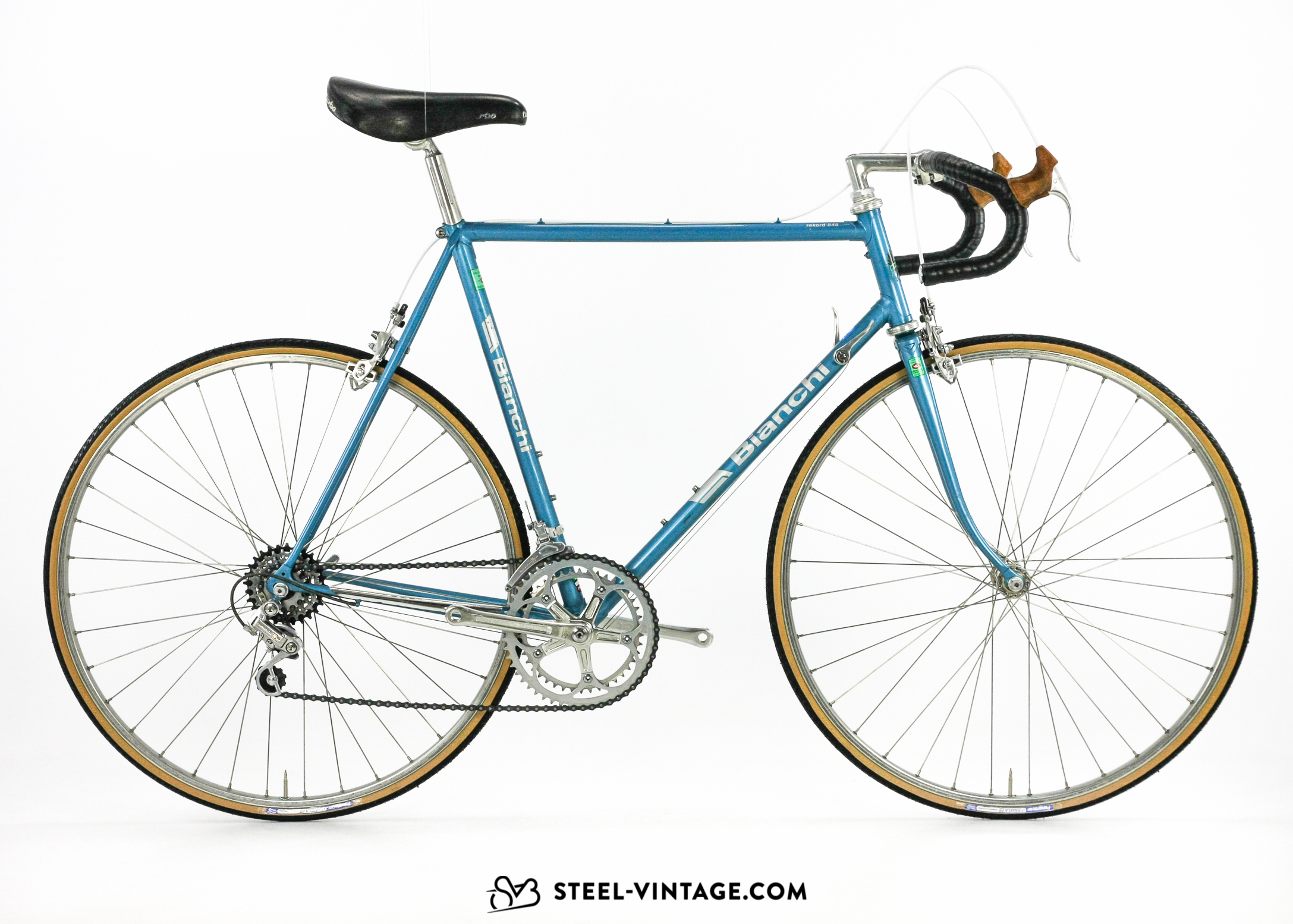 Bianchi Rekord 845 Eroica Vintage Bicycle from 1983