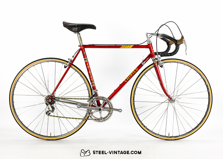 Chirico Competition Classic Road Bike 1980s