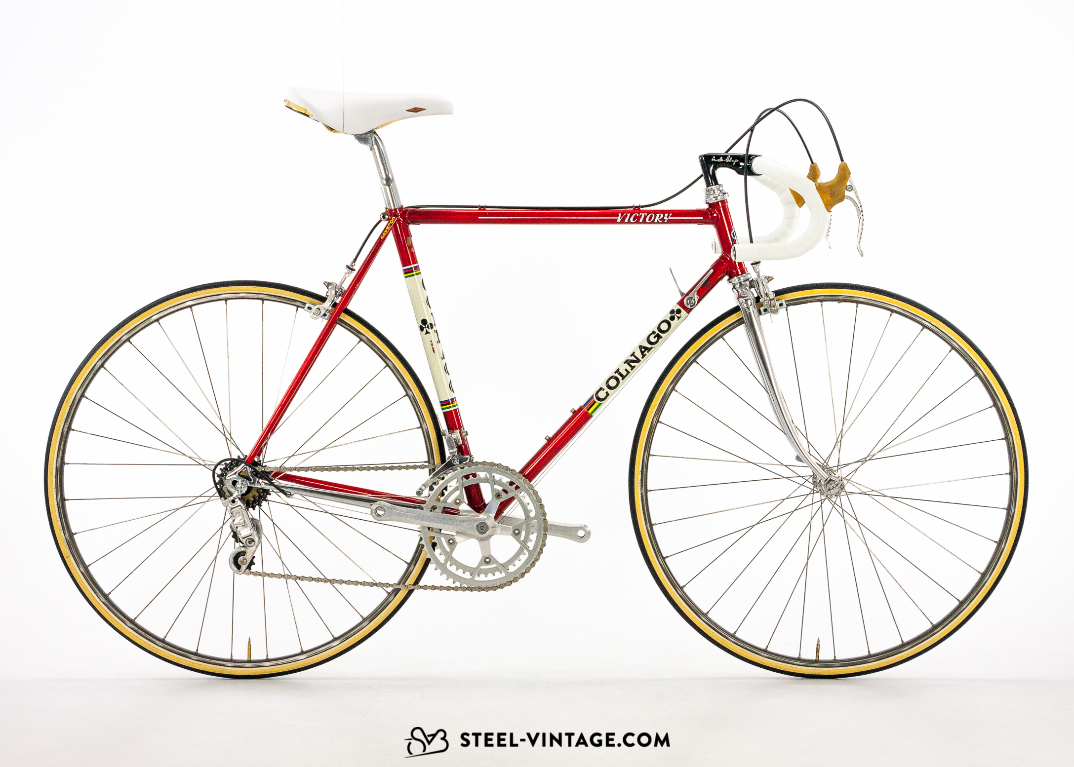 Colnago Victory Classic Road Bicycle 1984