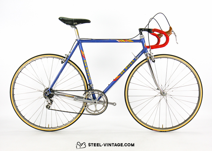 De Rosa Professional Classic Road Bike 1982