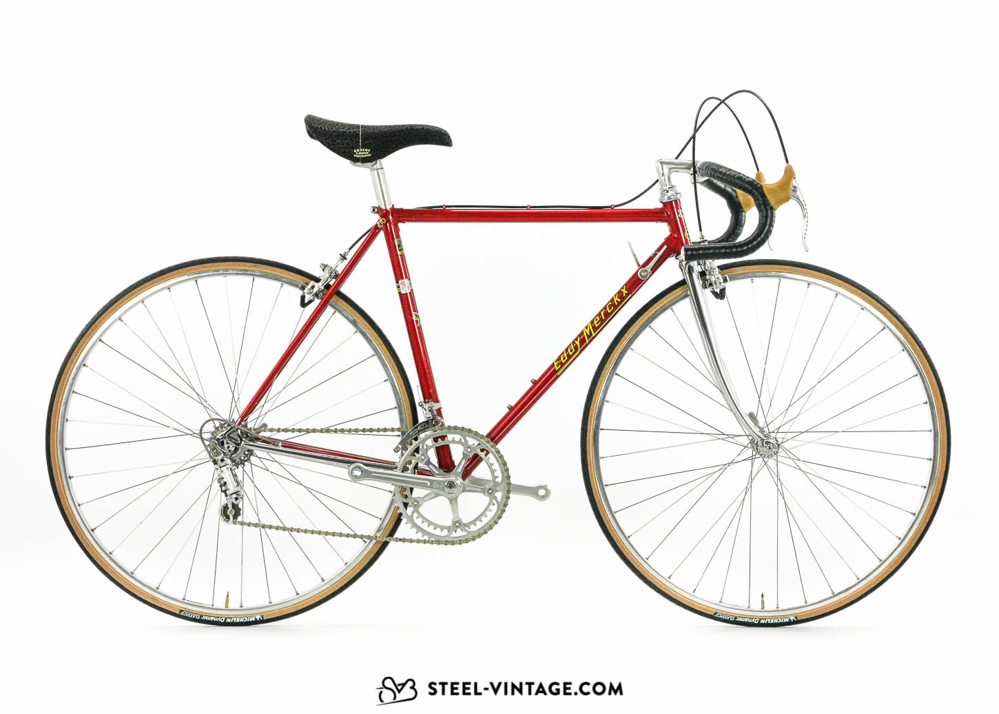 Eddy Merckx Professional 531 Eroica Bike 1982