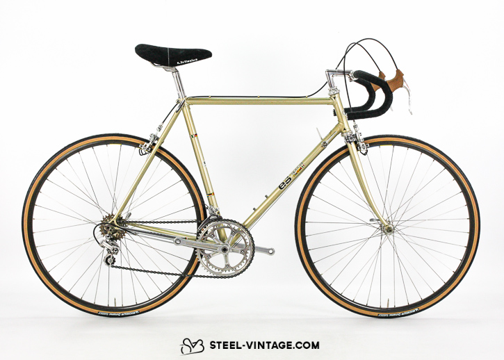 Edi Strobl Special Classic Racing Bicycle 1980