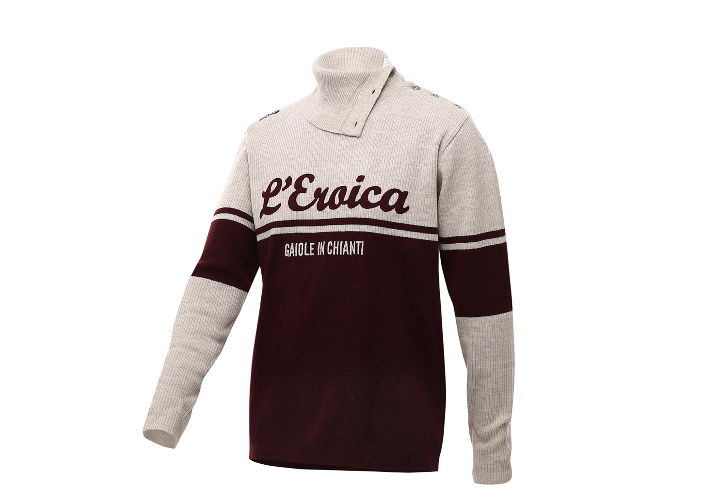 L'Eroica 20th Sweater