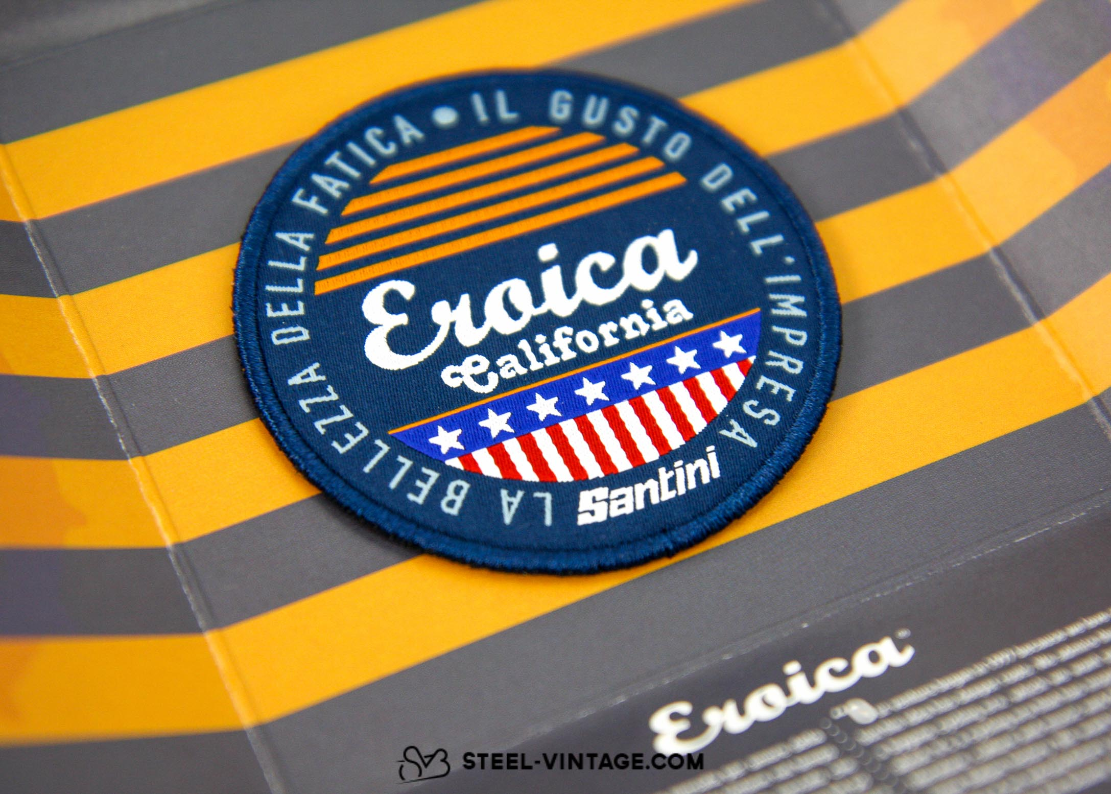 Eroica California Patch