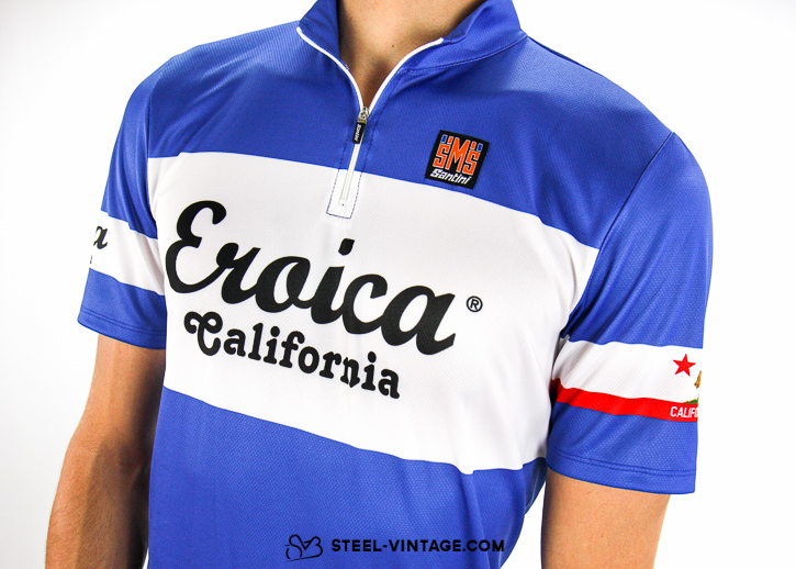 Eroica California Jersey by Santini