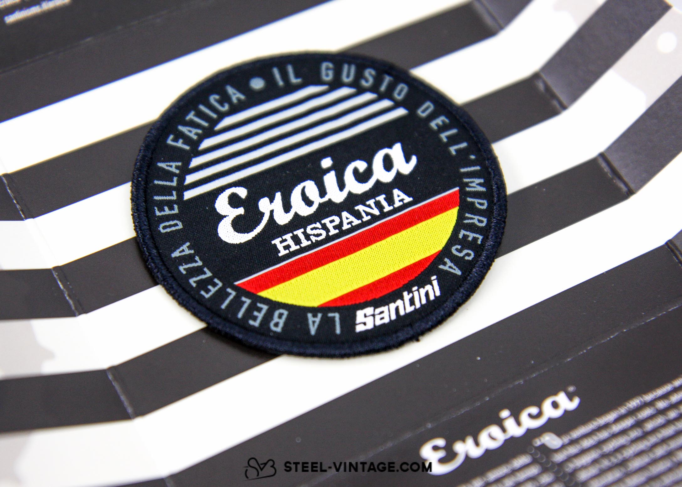 Eroica Hispania Patch