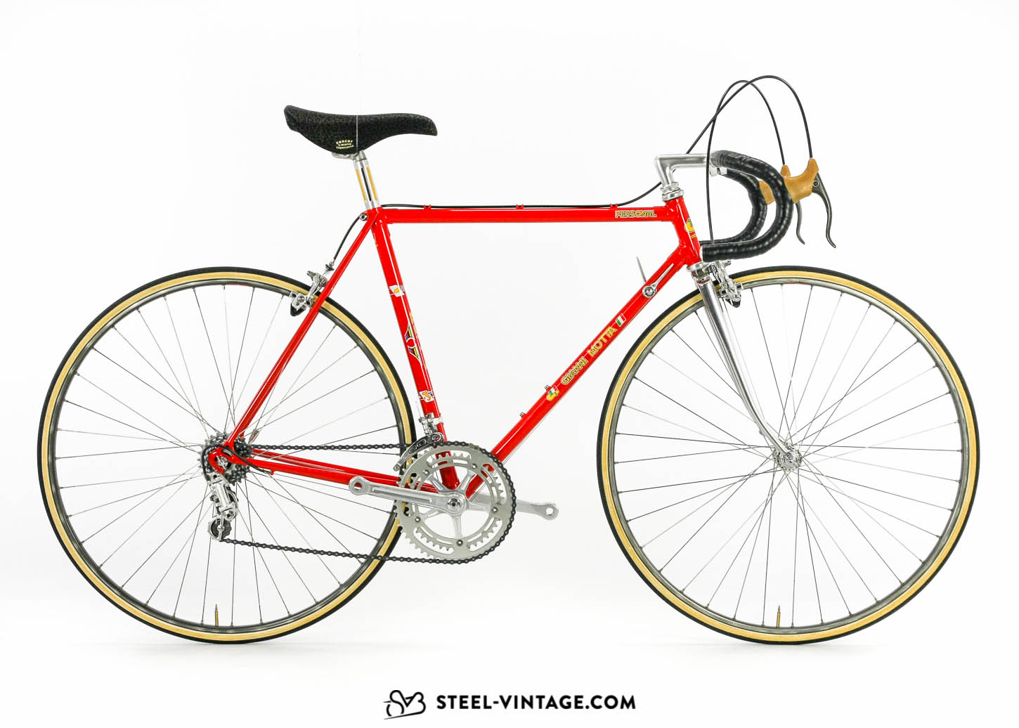 Gianni Motta Personal Eroica Road Bike 1980s
