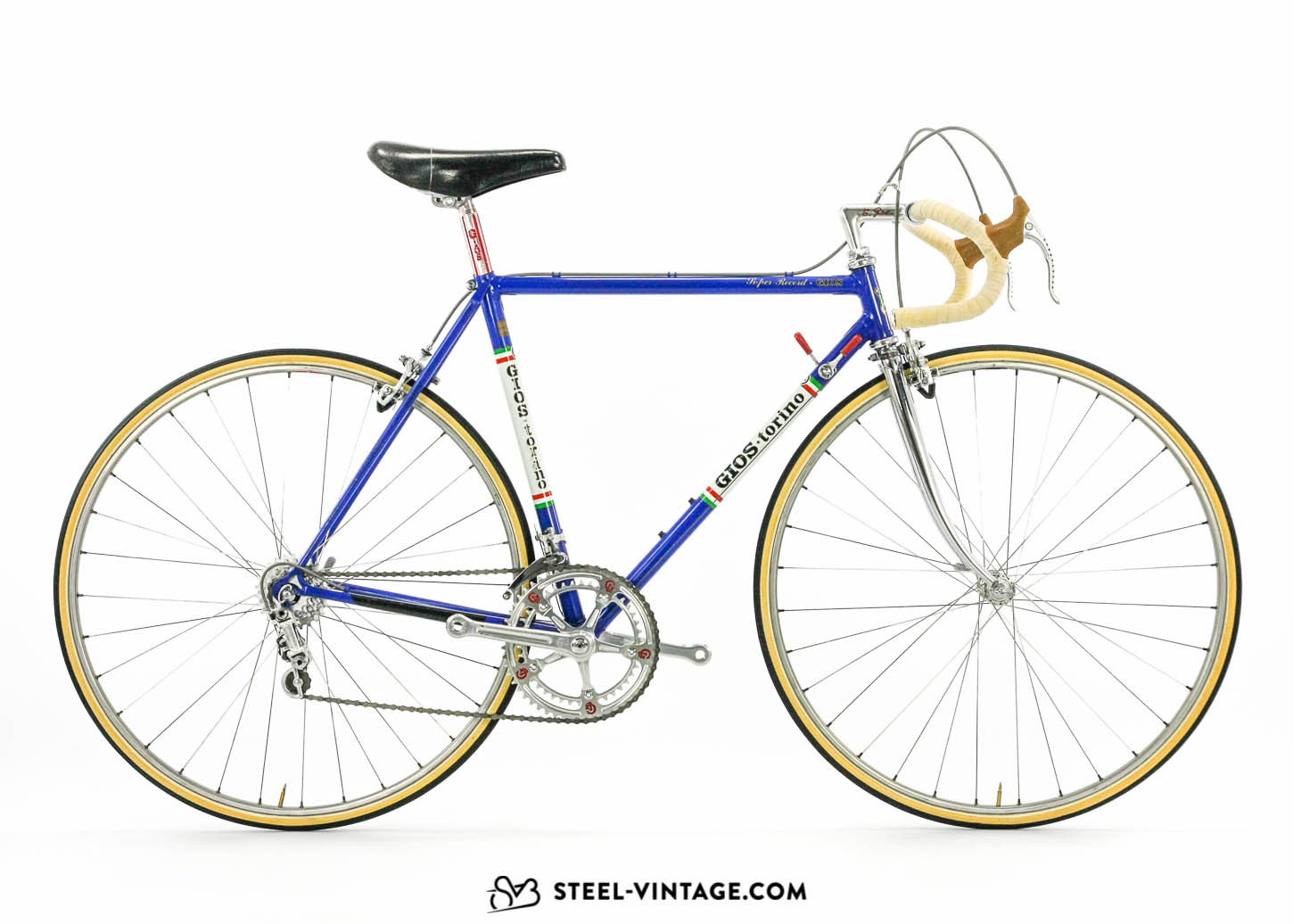 Gios Torino Super Record Steel Road Bicycle 1978