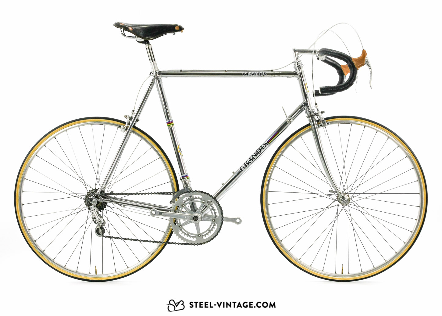 Grandis Classic Road Bicycle for Eroica