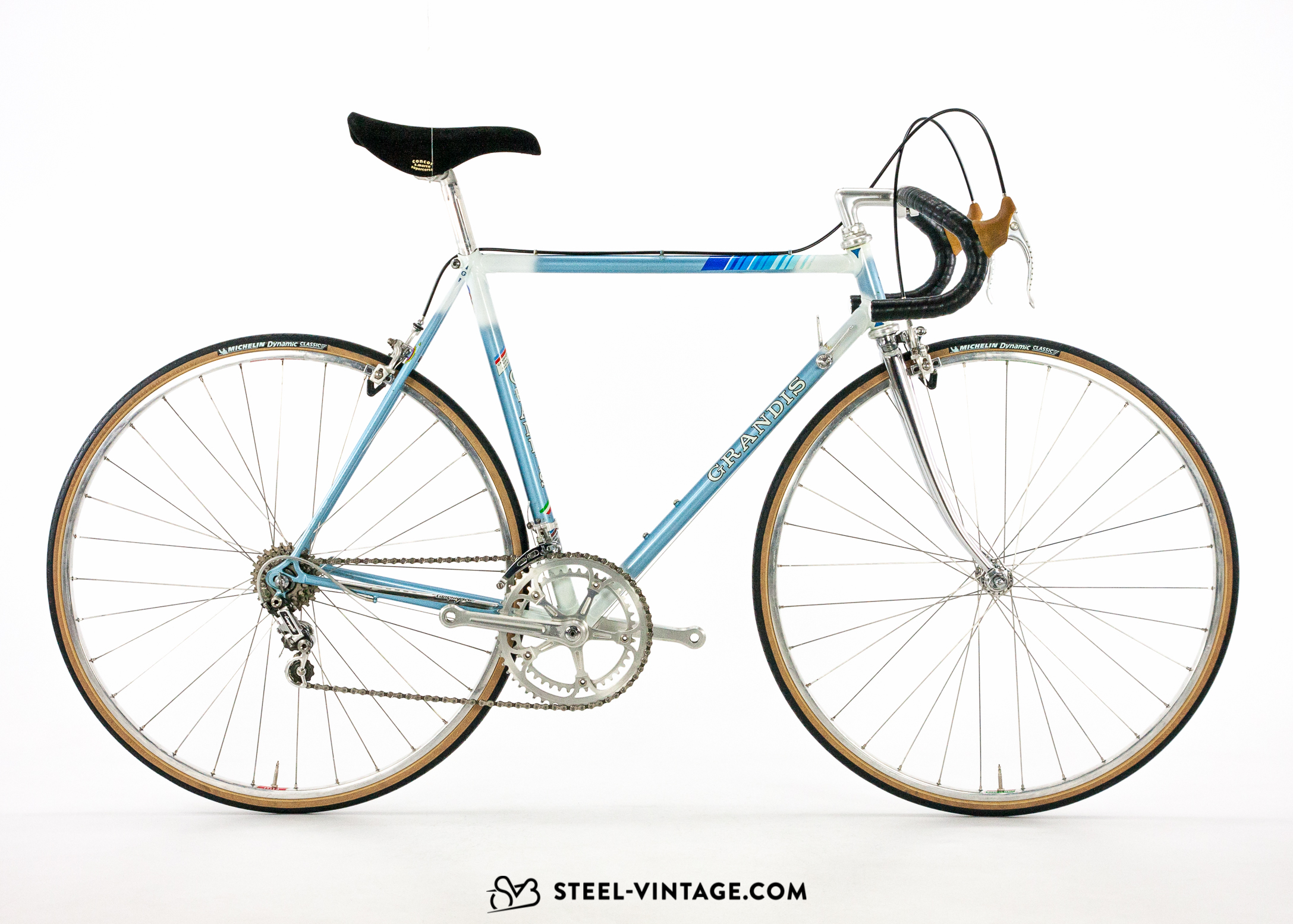 Grandis Record Classic Road Bicycle 1980s
