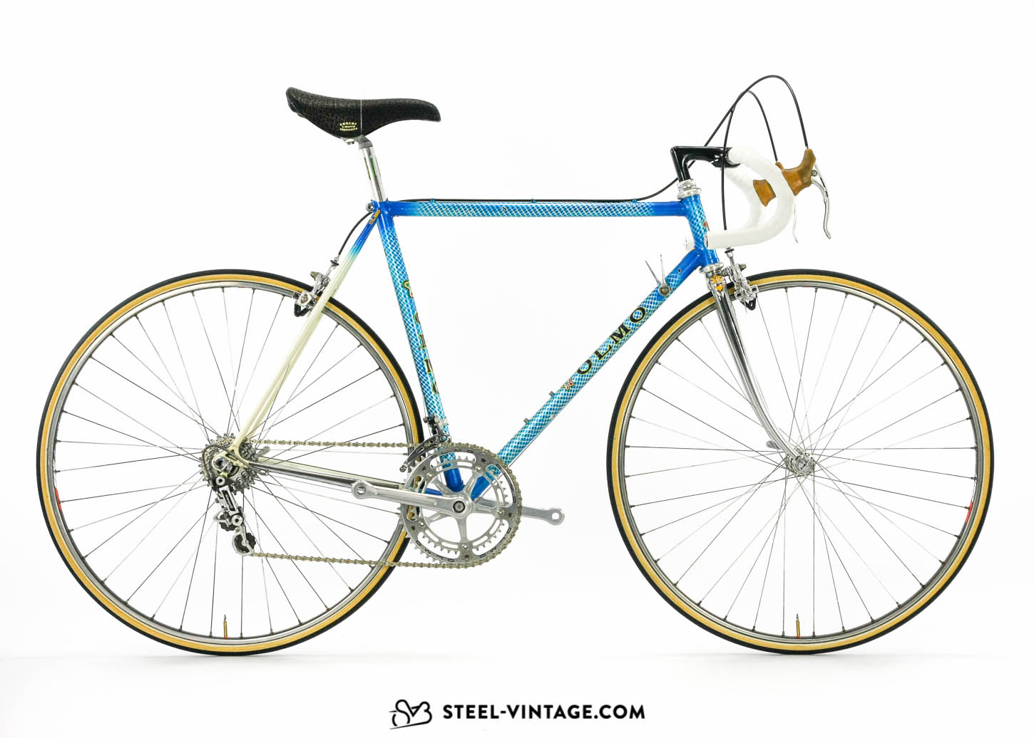 Olmo Competition Pantographed Eroica Bike 1980s