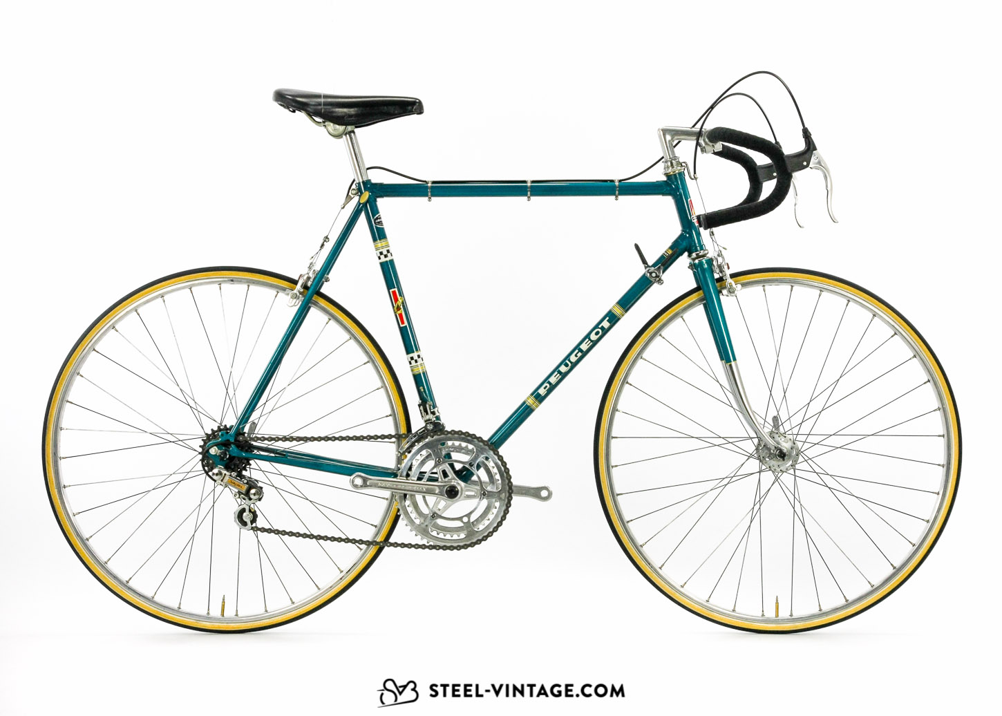 Peugeot PA10/LE Classic Road Bicycle 1977