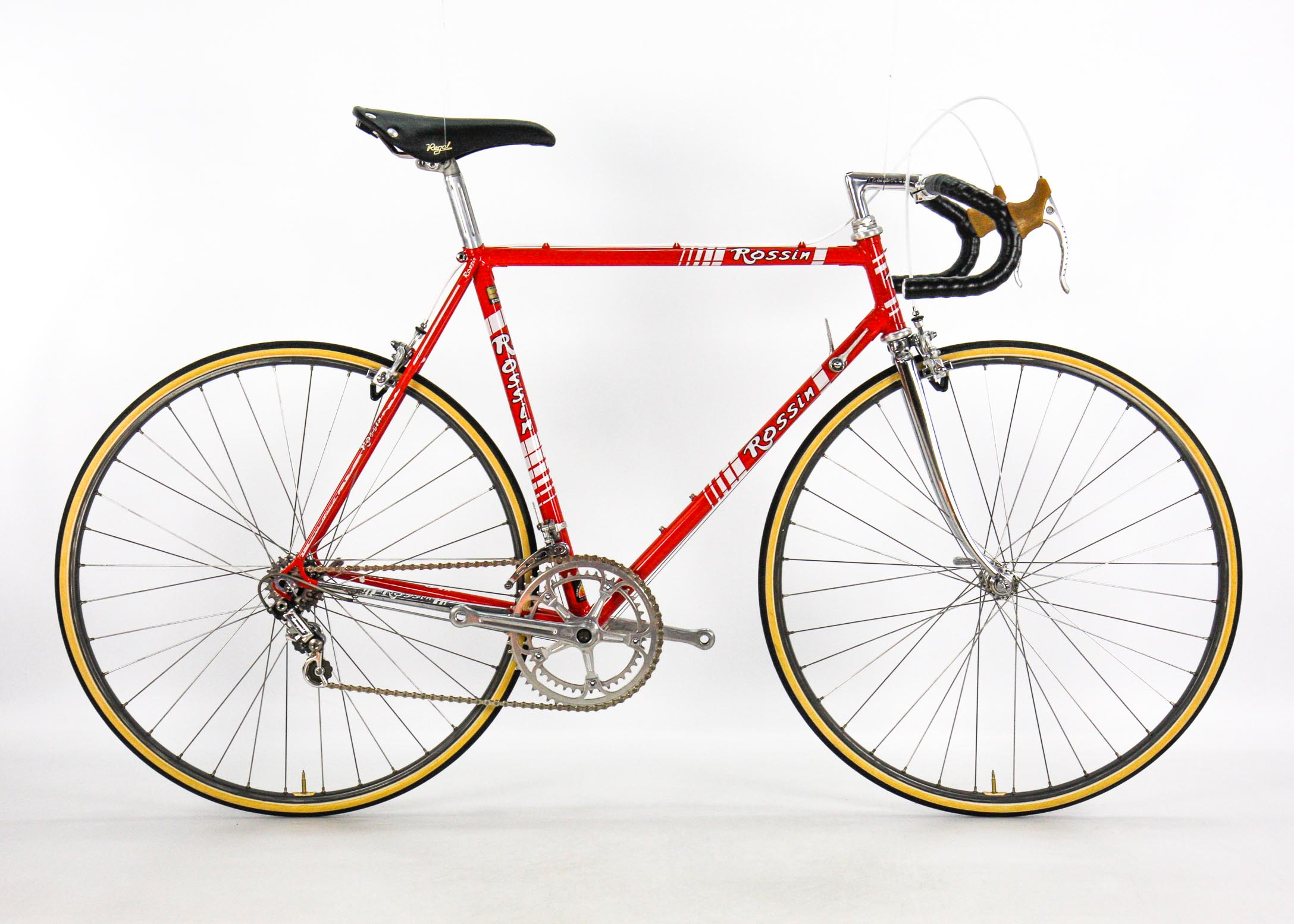 Rossin Super Record Classic Bike for Eroica