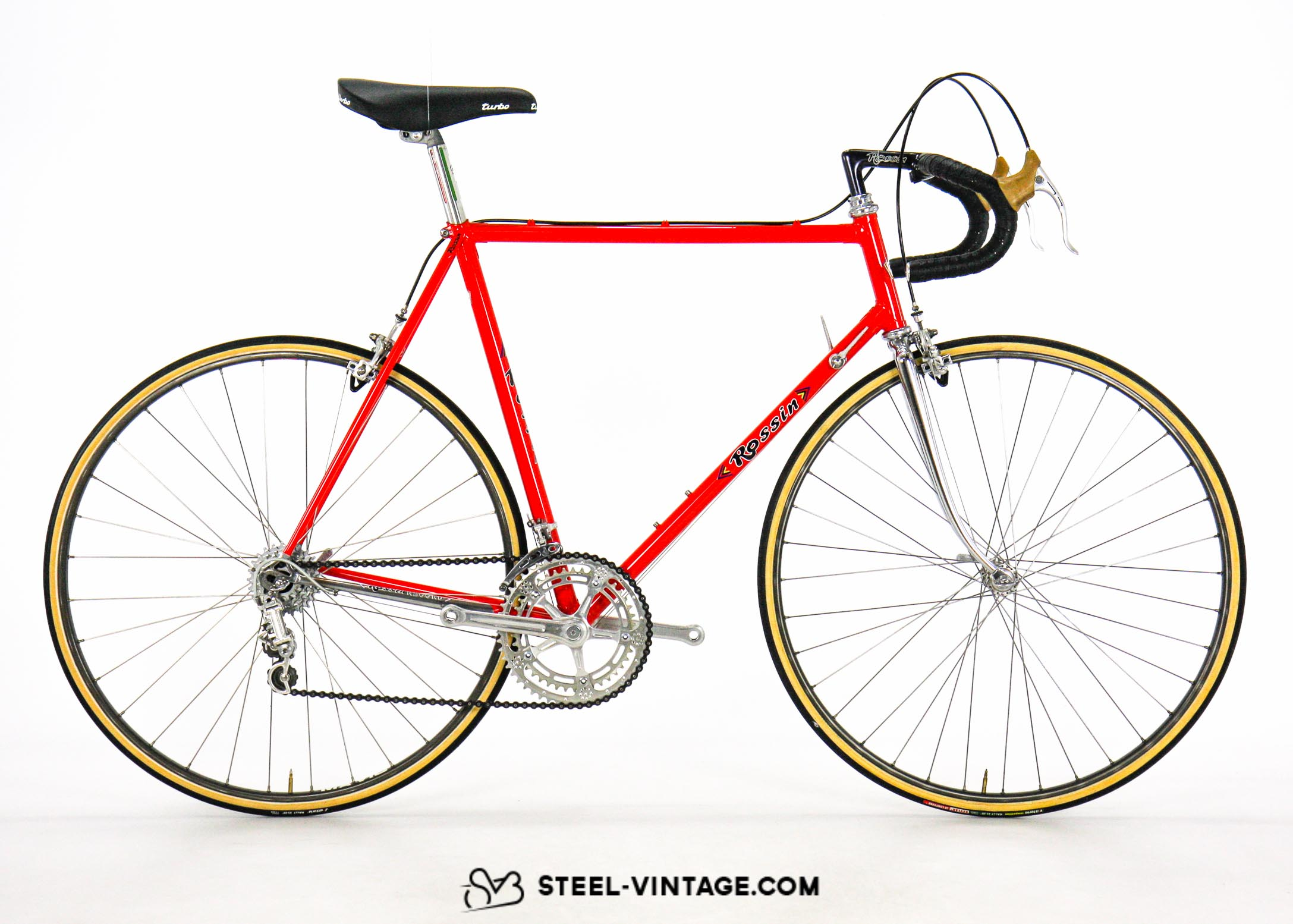 Rossin Record Classic Road Bike 1980s