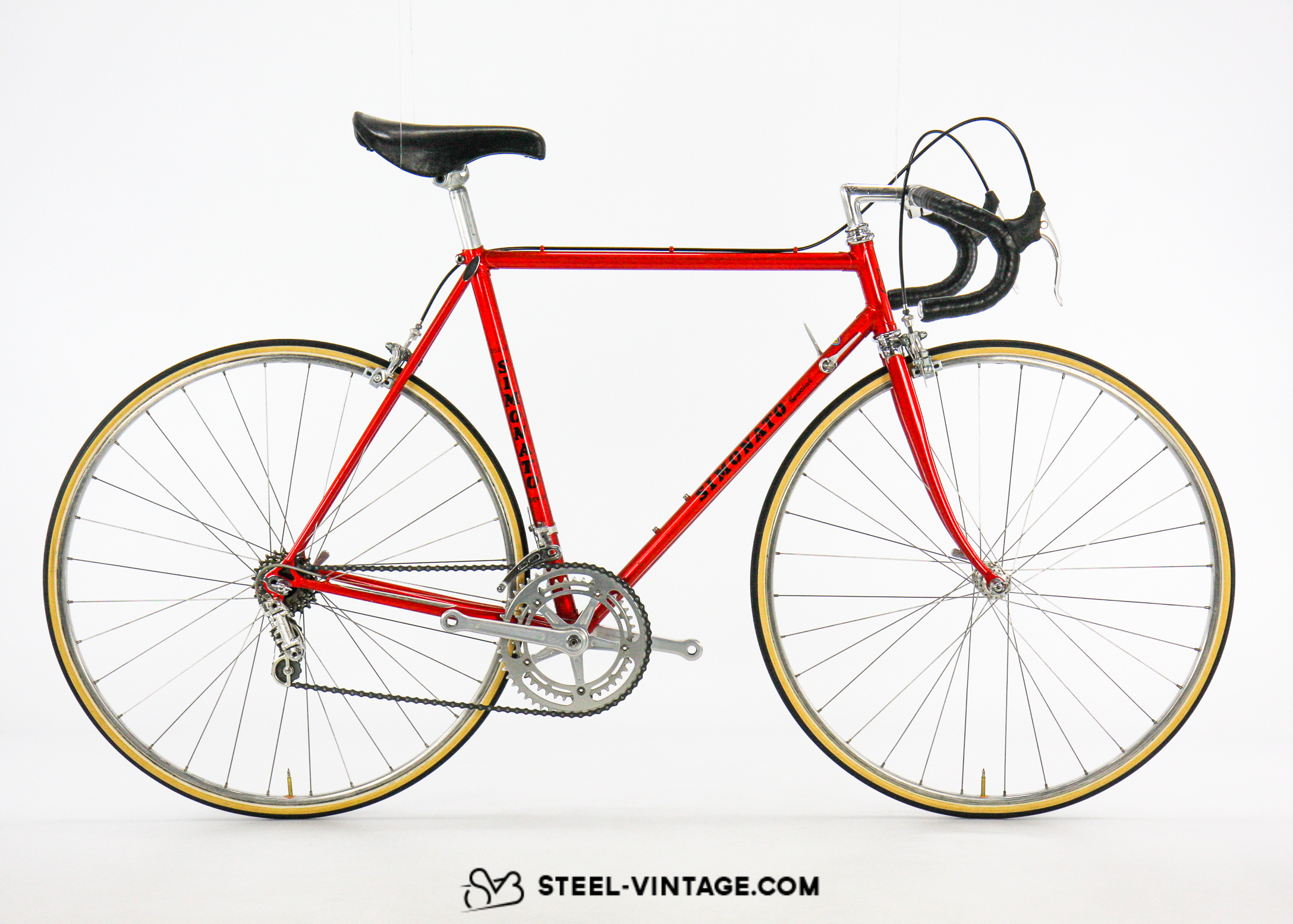Simonato Special Classic Eroica Bicycle