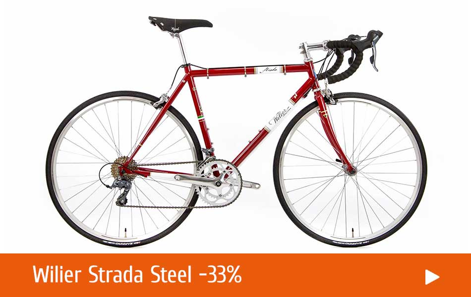 Sale on Wilier Strada