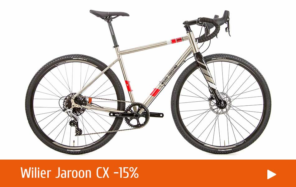 Sale on Wilier Jaroon