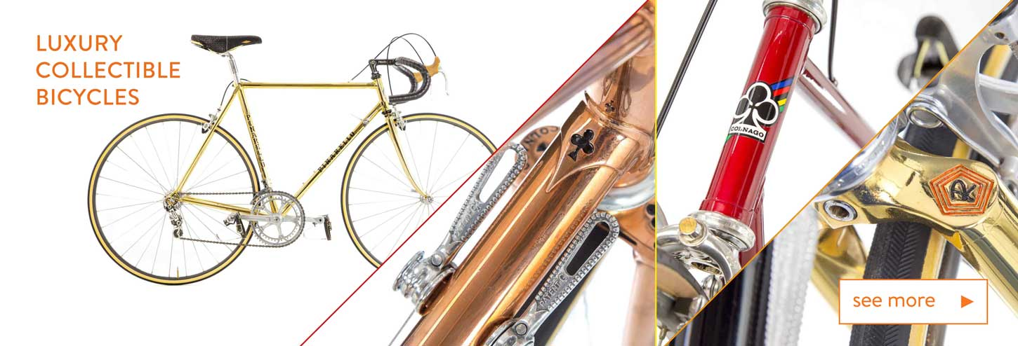 Steel Vintage Bikes - Online Shop for Classic & Vintage Bicycles