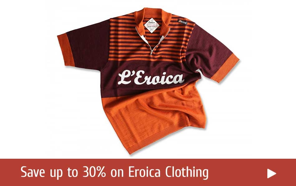 Sale on Eroica Clothing