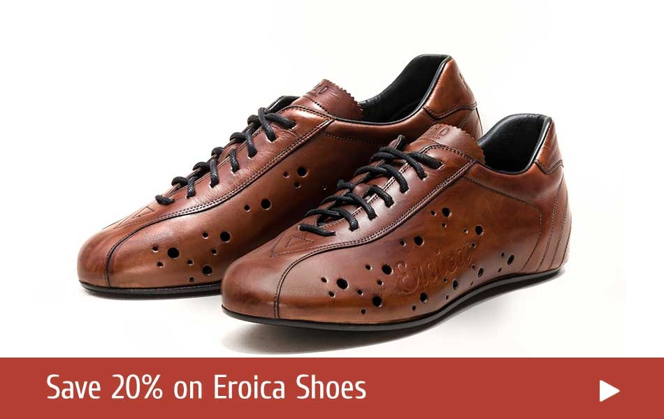 Sale on Eroica Shoes
