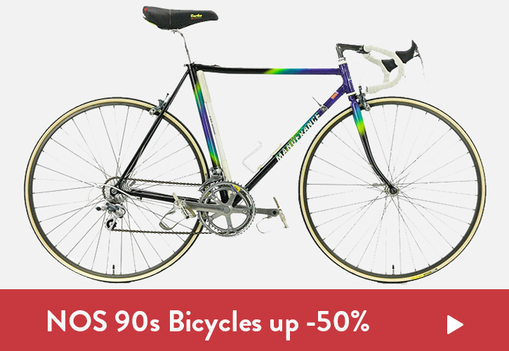 NOS 90s Bicycles -38%