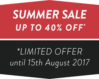 Summer Sale! Save up to 40% on bikes until 15th August 2017