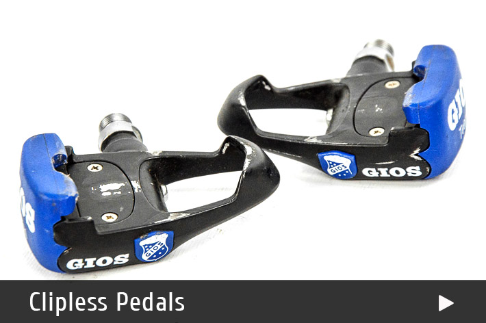 Buy Clipless Pedals for Vintage Bicycles Online