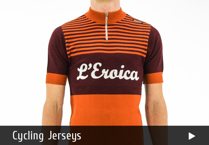 Buy Cycling Jersey for Vintage Bicycles Online