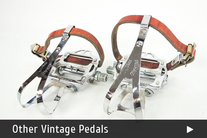 Buy Other Vintage Pedals for Vintage Bicycles Online