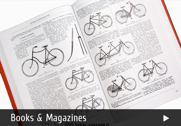 Buy Books & Magazines for Vintage Bicycles Online