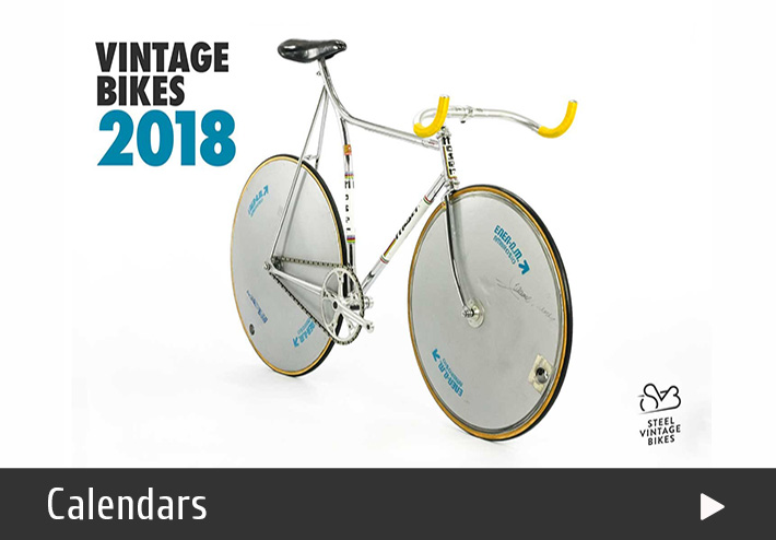Buy Calendars for Vintage Bicycles Online
