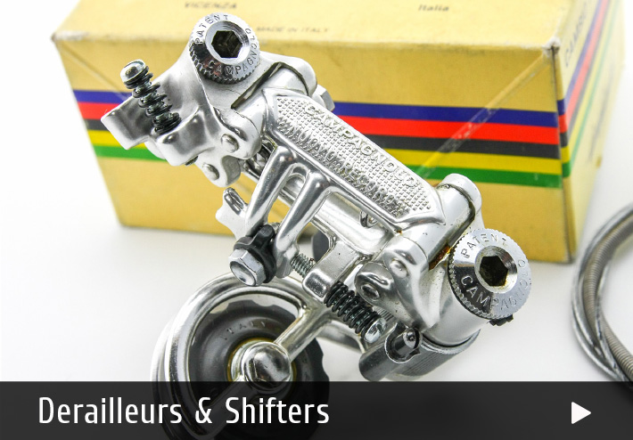 Buy Derailleurs & Shifters for Vintage Bicycles Online