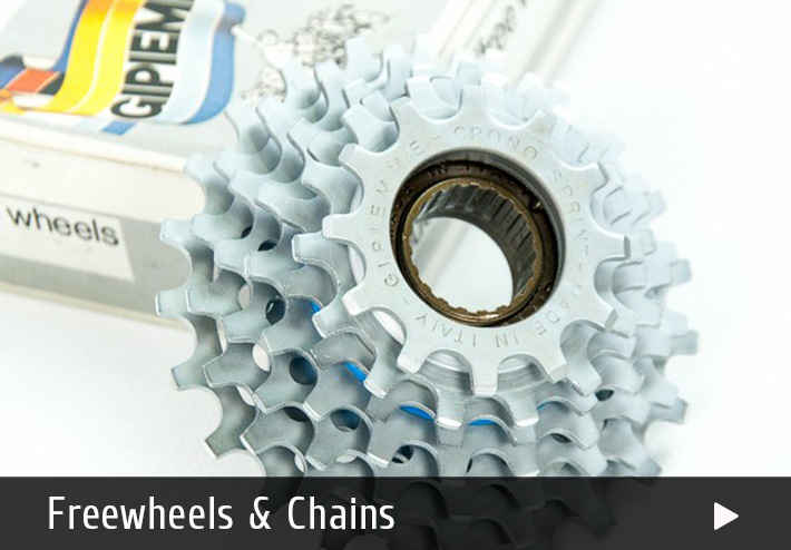 Buy Freewheels & Chains for Vintage Bicycles Online