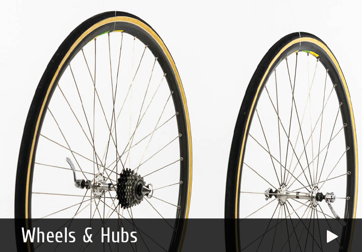 Wheels & Hubs for Vintage Bicycles Online