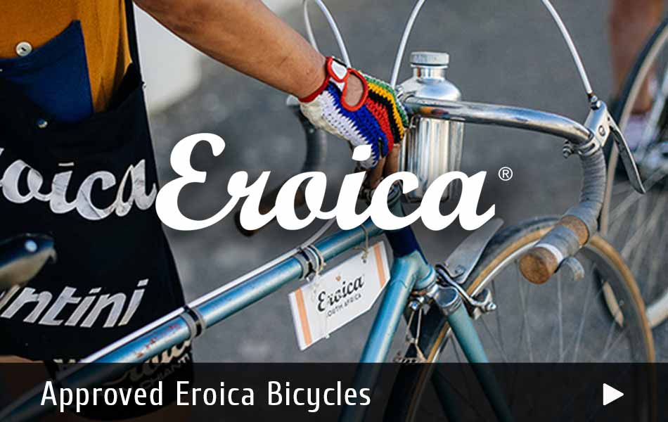 Buy Approved Eroica Bicycles