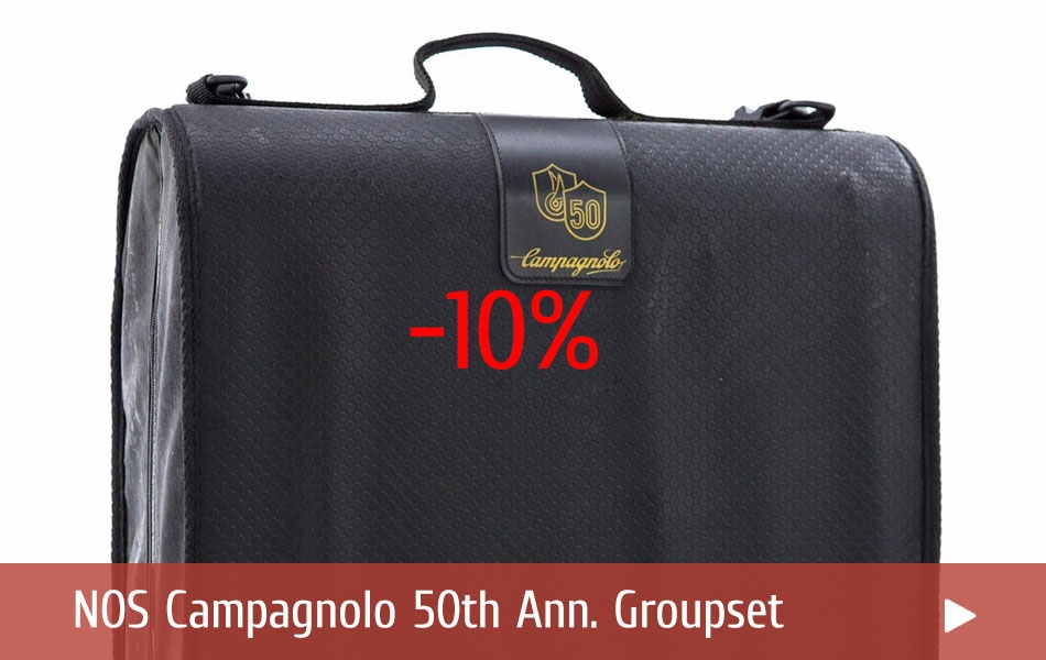 Buy Campagnolo 50th Anniversary Groupset
