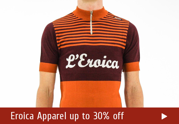 Winter Deals on Eroica Apparel