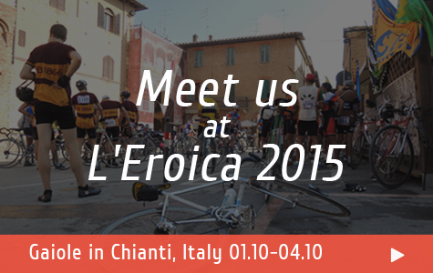 Discover the finest classic bicycles, parts and clothing for L'Eroica!