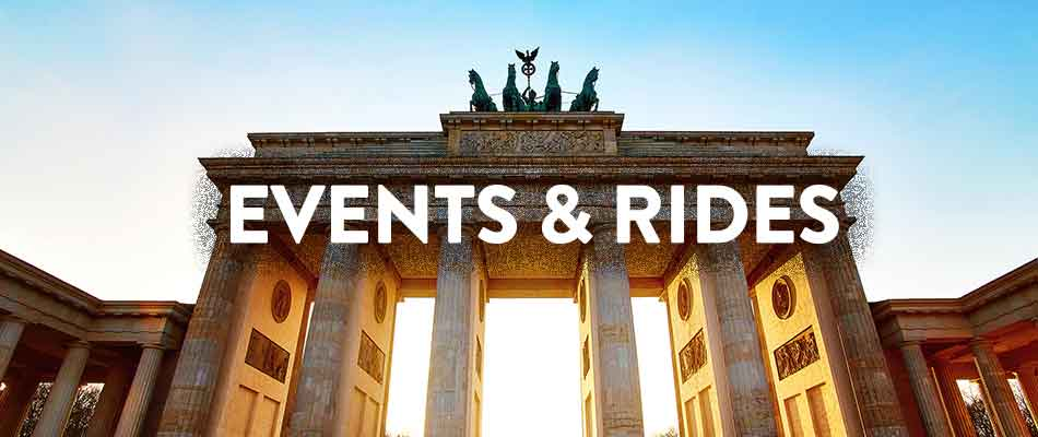 Events & Rides in Berlin