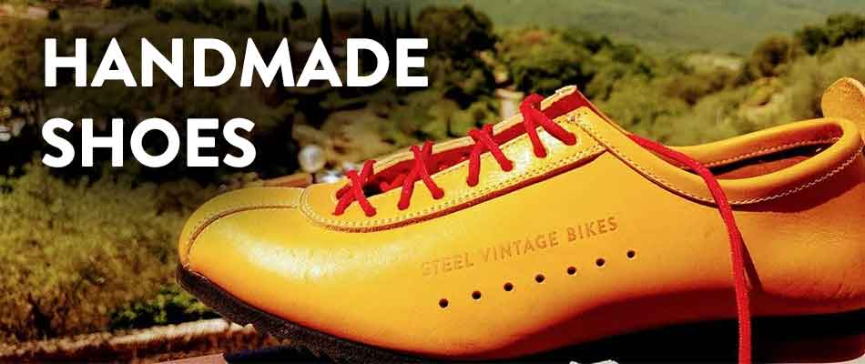 Handmade Retro Cycling Shoes