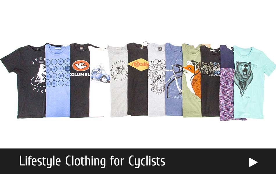 Lifestyle Clothing for Cyclists