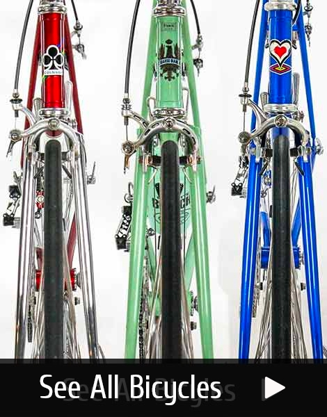 See more Vintage Bicycles!