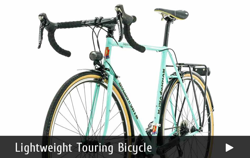 Holdsworth Lightweight Touring Bicycle