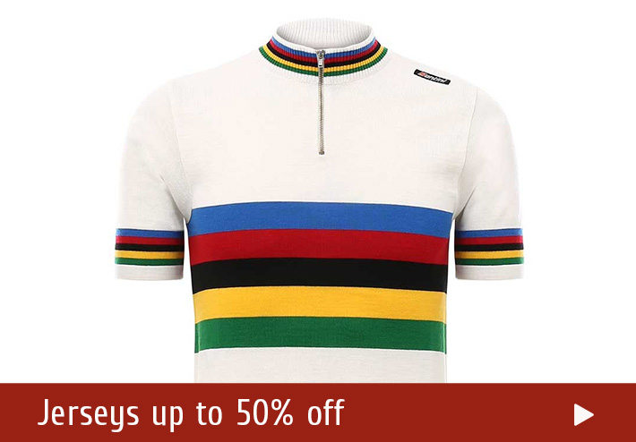 Winter Deals on Jerseys for Classic Cycling