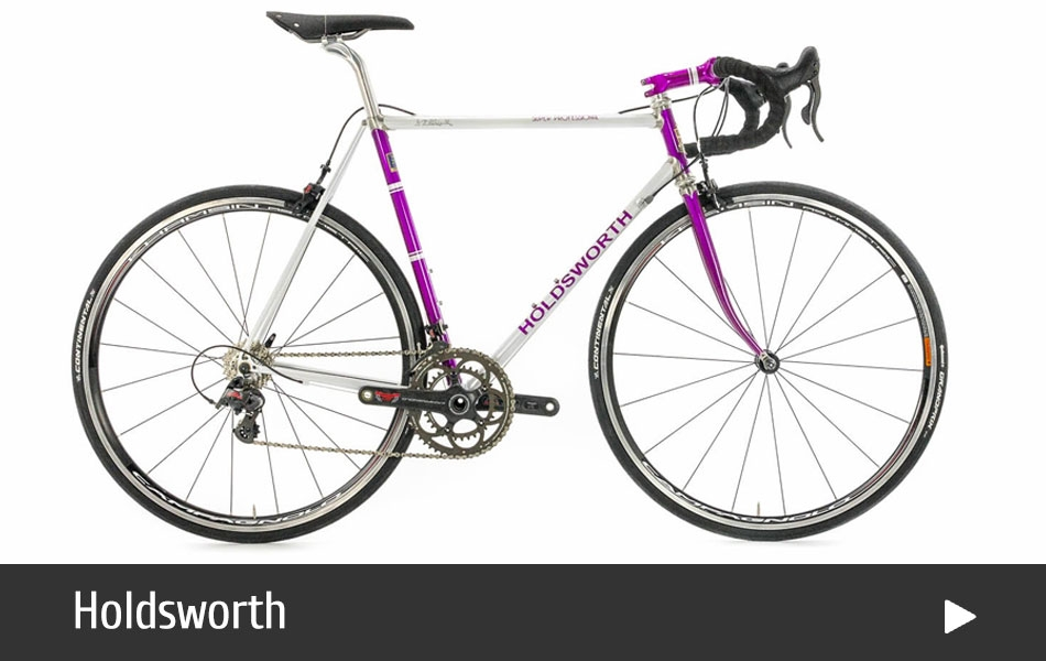 Holdsworth Heritage Bicycles & Frames & Frames