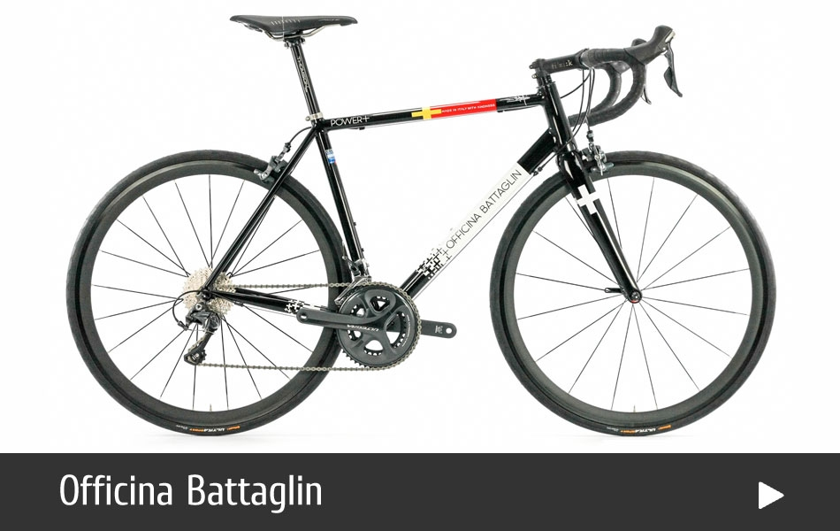 Officina Battaglin Modern Steel Bikes & Frames
